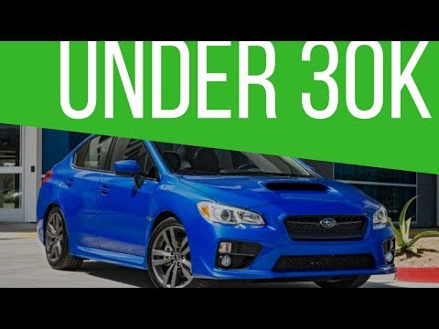 Best New Sports Cars Under 30k (2017)