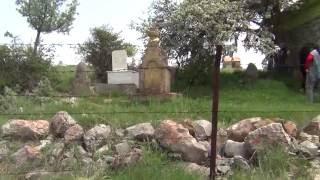 BÜYÜKKEŞLİK KÖYÜ - Alt Yoldan Mezarlığa Bakış (HD)