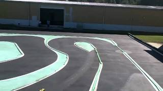 12th Scale RC Race (TOP Rebel 12) at Rosewood RC Speedway 4S