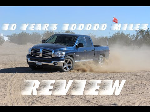 My 2008 Dodge Ram 10 Year 100000 Mile Review