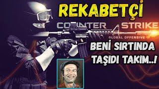 CS GO REKABETÇİ DUST2 NOVALAR BENİ TAŞIDI (Dust2 rekabetçi nova)