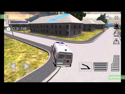 Обзор - Симулятор Скорой Помощи 3D - для Андроид