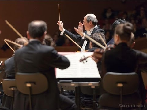 C. Nielsen: Symphony nº 1 - Robert Spano - Sinfónica de Galicia