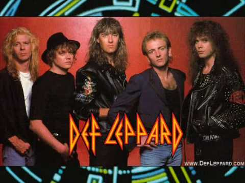 Def Leppard - Love Bites feat. Bryan Adams - Do I Have to Say The Words?