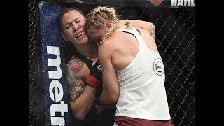UFC 222  Cris Cyborg vs. Yana Kunitskaya | Post Fight Analysis by MMA Fighter Hollywood Joe Tussing