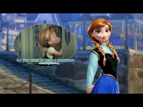 【Foxtella】Do You Want To Build A Snowman [Frozen OST]