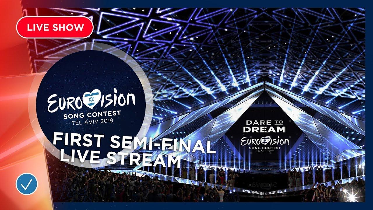 Евровидение-2019: полуфинал, прямая трансляция