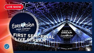 Eurovision Song Contest 2019 - First Semi-Final - Live Stream