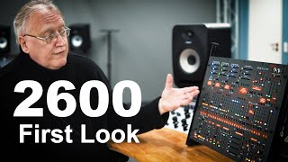 NAMM 2020 - Introducing the Behringer 2600 (Part 2)