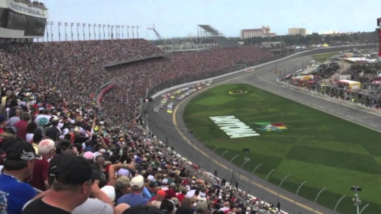 Daytona 500 International Sdway Beach Florida 56th Running