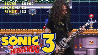 Sonic 3 Flying Battery Zone Theme - Metal Cover || ToxicxEternity