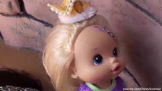 [PARTE 2] Minha Boneca Baby Alive Bia Bagunça foge da Torre   DisneySurpresa