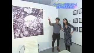 Popular Japanese comedian Akihiro Nishino from KingKong(キングコン...