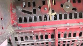 1989 case ih 1680 combine for sale   sold at auction june 25 2014