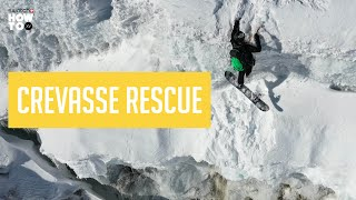 HOW TO CREVASSE RESCUE with Xavier De Le Rue | How To Xv