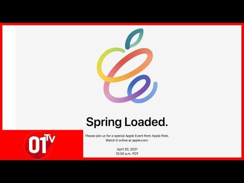 Keynote Apple Spring Loaded : les annonces en direct