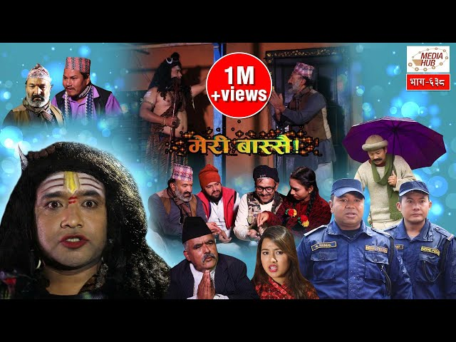 Meri Bassai    Episode-638    January-21-2020    Comedy Video    By Media Hub Official Channel