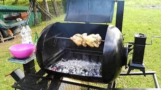 Gratar-barbecue 4 in 1