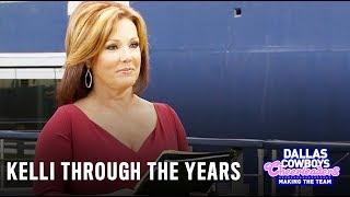 Dallas Cowboys Cheerleaders: Making the Team | Season 13 | Kelli Through the Years