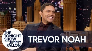 Trevor Noah Turns Donald Trump\'s Words into a Bad Reggae Song