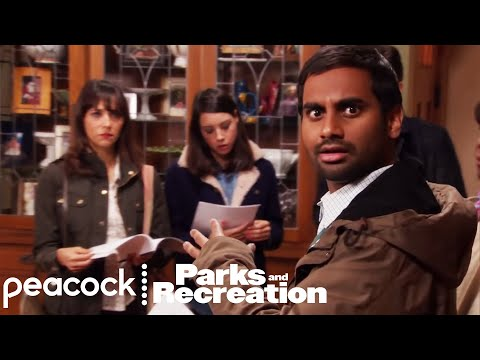 The Oh No No List - Parks And Recreation