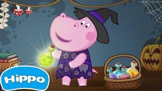 Гиппо 🌼 Маленькая ведьма 🌼 Магия и алхимия 🌼 Мультики Промо-ролики трейлеры с Гиппо