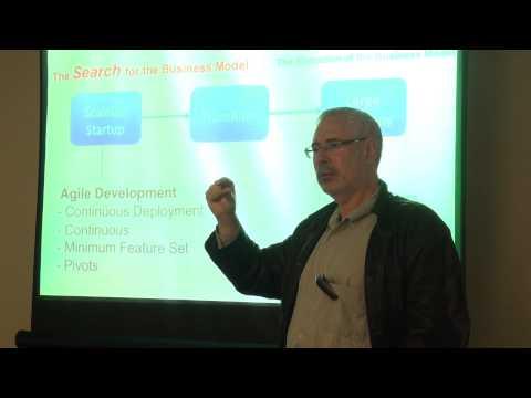 Failure, Customer Discovery & Development by Steve Blank, VC, UC Berkeley Professor