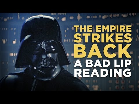 'THE EMPIRE STRIKES BACK: A Bad Lip Reading'