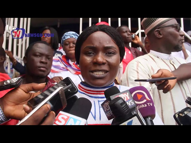 NPP PRIMARIES: DR. SERWAA DONKOR PROMISES NEW OLD TAFO CONSTITUENCY WHEN GETS THE NOD