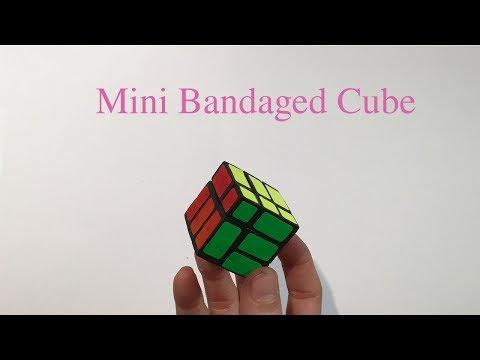 Mini Bandaged Cube!