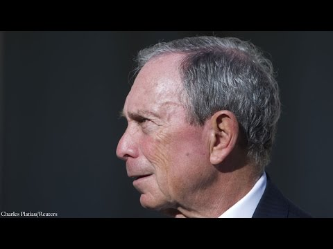 A Conversation With Michael Bloomberg