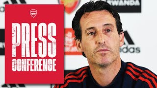 Aubameyang, Xhaka, Ozil and Premier League form | Unai Emery's pre-Leicester press conference