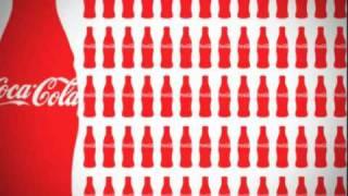 Coca Cola  Spot in the Coca Cola Label