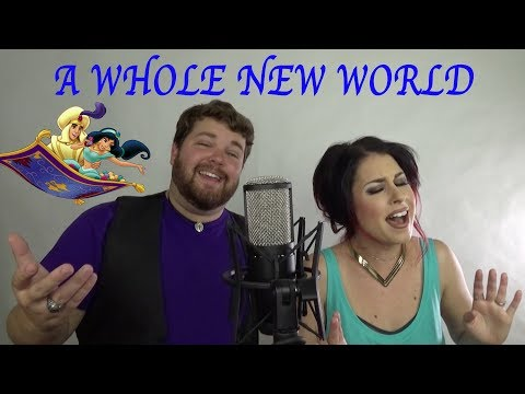 A Whole New World Ft. Traci Hines