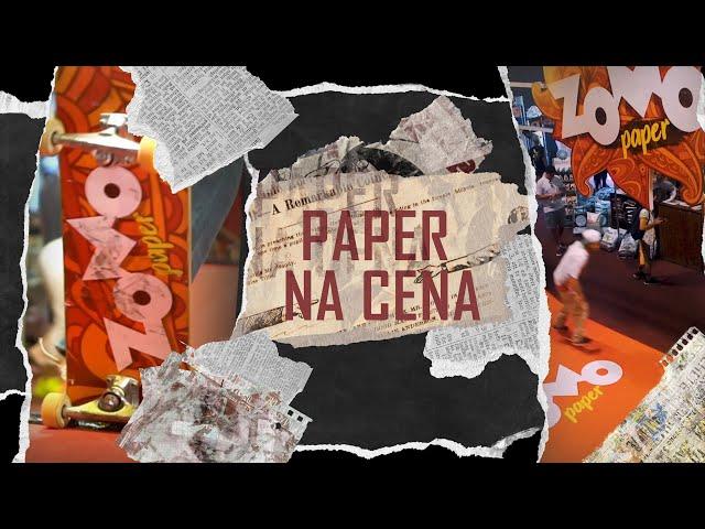 PAPER NA CENA – SKATE NO URUGUAY