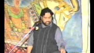 HAIDAR KI ADAWAT WOH SHOKAT RAZA SHOKAT    MAJLIS AT JALSA ALLAMA MUNAWAR ABBAS GHADERI 2012 AT AHMADPOR SIYAL