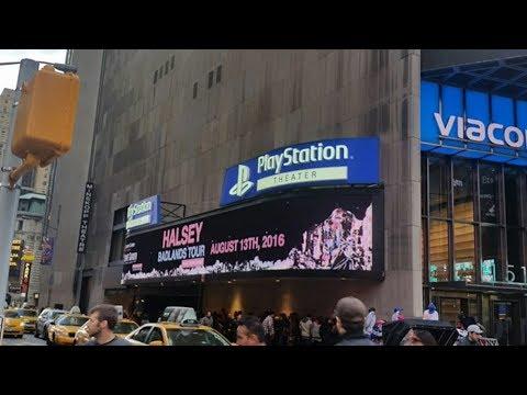 PlayStation Theater, 1515 Broadway, Theater District, Midtown Manhattan
