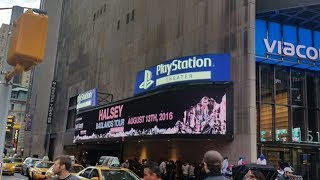 PlayStation Theater, 1515 Broadway, Theater District, Midtown Manhattan