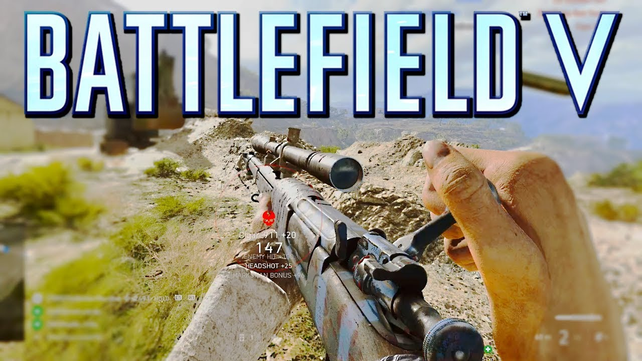 Battlefield 5: They Shall Not Pass thumbnail