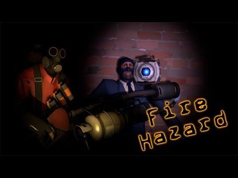 Fire Hazard (Saxxy Awards 2013)