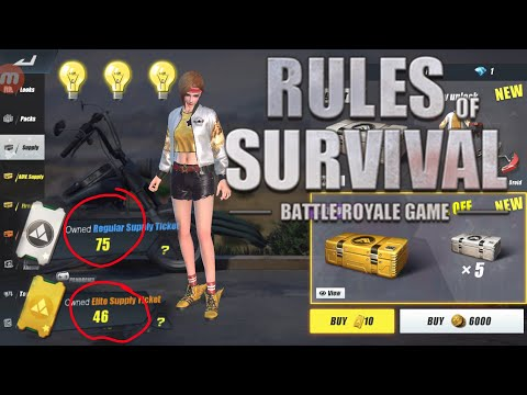 Rules Of Survival Khmer - Open Gift For Clothe Brand /From Dy98