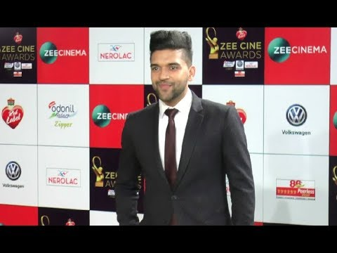Guru Randhawa At Zee Cine Awards 2018