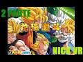 Dragon Ball Fierce Fighting 2.8 JUEGO COMPLETADO