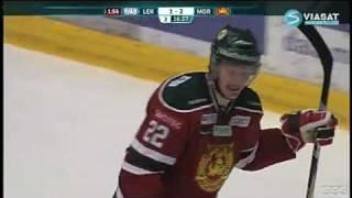 Henrik Eriksson gör mål - och kramar Alen Bibic   11-10-31   Funny Goal Celebration