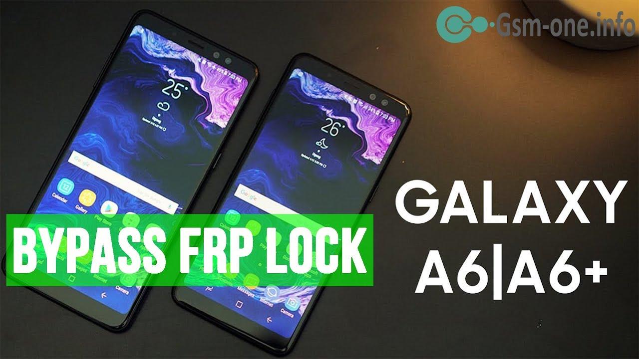 Hướng dẫn xoá xác minh tài khoản Google (bypass FRP) cho Samsung A6