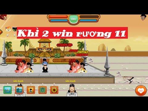 Bình Luận NR online sv3: 33 tỉ sức mạnh Khỉ 2 win rương 11 bạn có tin không?