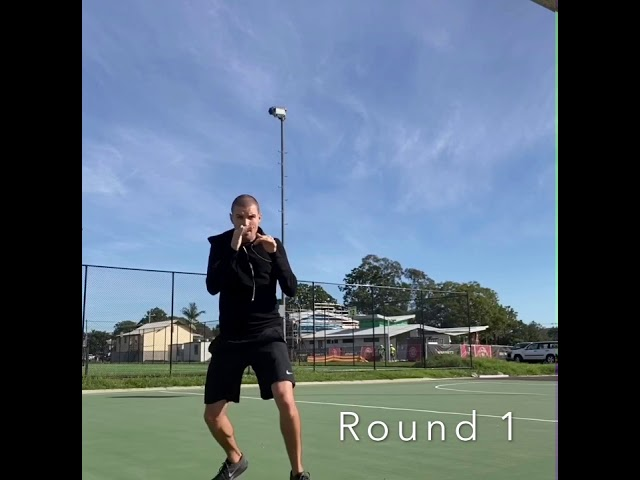 HERE'S A 6 ROUND SHADOW BOXING WORKOUT - WHY NOT GIVE IT A TRY!?
