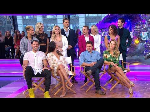 Sasha Pieterse, Nikki Bella, Victoria Arlen on joining 'Dancing With the Stars'