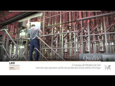 Production LEO Pharma France