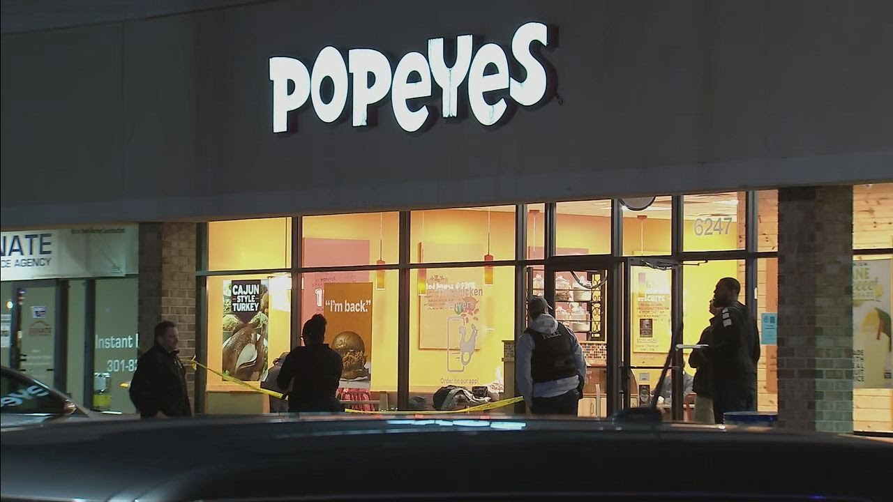 A Man Just Got Killed Over A Popeye's Chicken Sandwich!